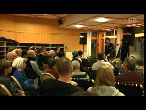 Kee Marcello on Swedish TV 23.01.12