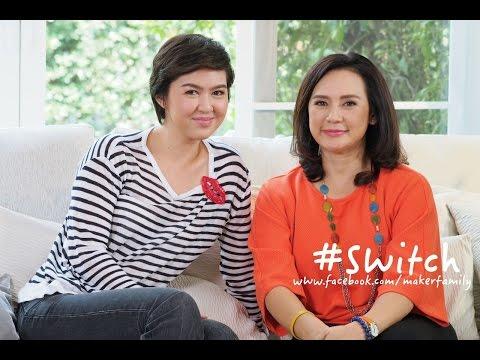 รายการ #Switch EP79 : แหม่ม-จินตหรา [ออกอากาศ 5/4/59]