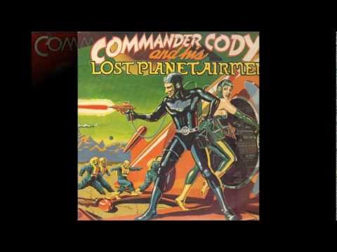 Commander Cody - Connie
