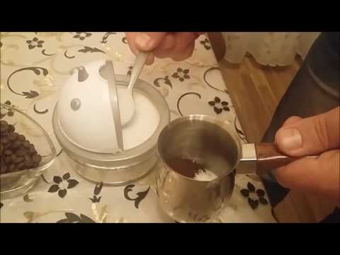 Making Delicious Coffee At Home
