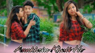 Wo Ladki Nahi Zindagi Hai Meri   HD Video Song   HEART TOUCHING ROMANTIC LOVE STORY BY   KISSIBABS  