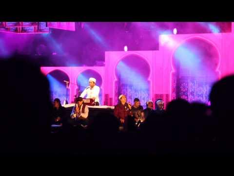AR Rahman Live in KL Concert - Khwaja Mere Khwaja