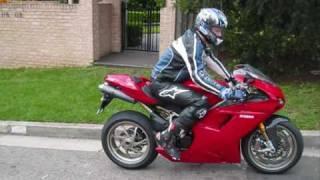 Ducati 2009 1198s
