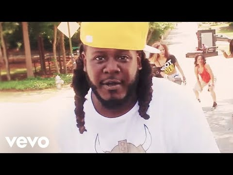 T-Pain feat. Joey Galaxy - Booty Wurk (One Cheek At A Time)