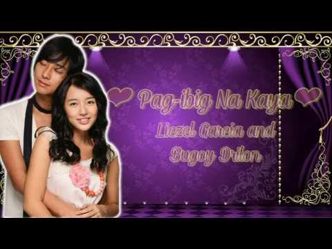 Pag-ibig Na Kaya - Liezel Garcia & Bugoy Drilon [princess Hours Ost] video