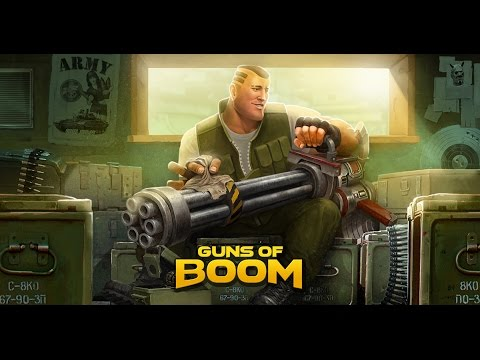 Guns of Boom - Online Shooter APK Cover