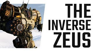 The Inverse Zeus! Less Missiles, MORE Lasers - Mechwarrior Online The Daily Dose #575