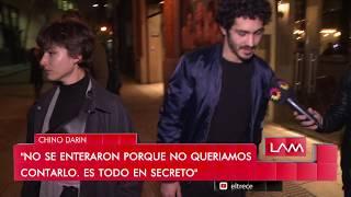 download musica Úrsula Tokio Corberó en Buenos Aires paseando de la mano del Chino Darín