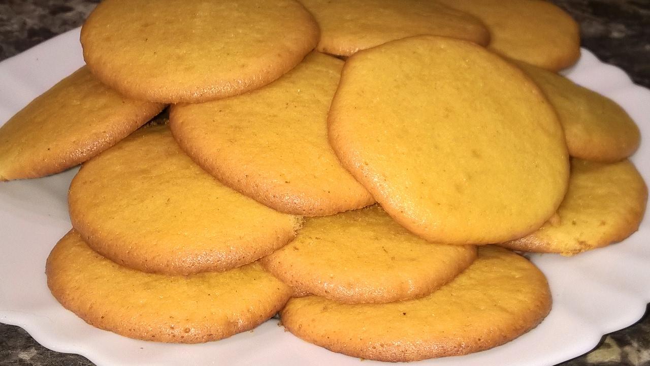 рецепты песочного печенья на скорую руку в домашних условиях