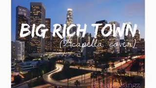 Big Rich Town - 50 Cent Feat. Joe (#blended cover)