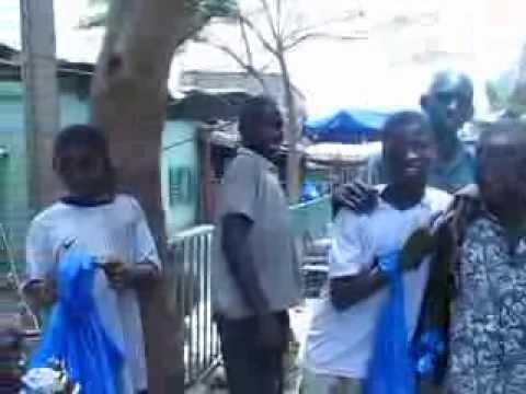 IDDPMI LANCASTER CA. Nuestra Pastora con otros misioneros en Mali Africa II