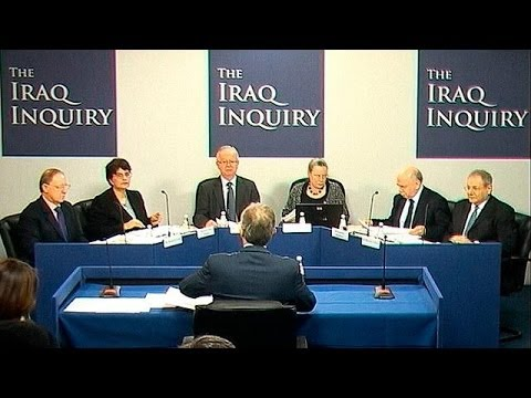 Chilcot inquiry into Iraq war could soon be published