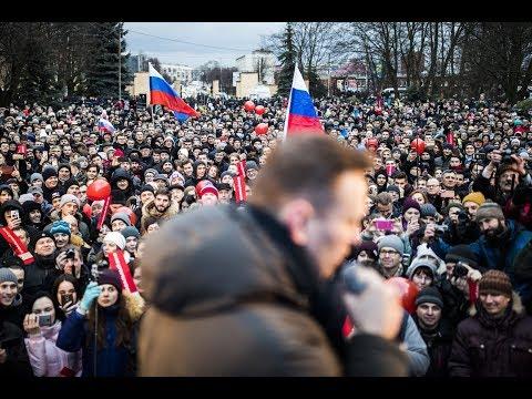 Навальный в Калининграде/Вступительная речь/HD (10.12.17)