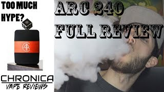 USV ARC 240 - How a chip ruins a mod || FULL REVIEW || Chronica