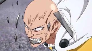 One Punch Man Saitama Best Moments 360p