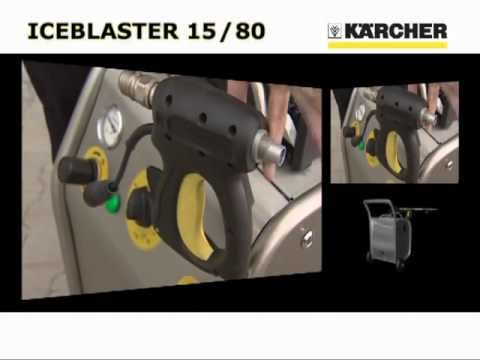 Karcher autonome en eau