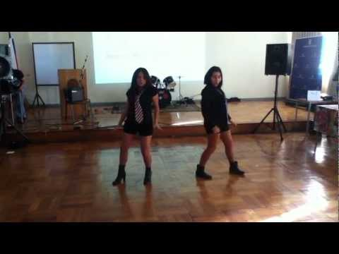 Nana Mizuki - Discotheque (dance Cover By Dollschile) video