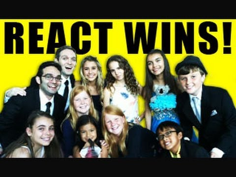 KIDS REACT AT THE EMMYS!