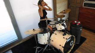 Arctic Monkeys - The View from the Afternoon drum cover