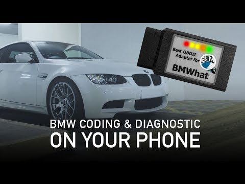 BMWhat WiFi OBD Adapter + BMWhat App by iVINI Apps - Review PART 1