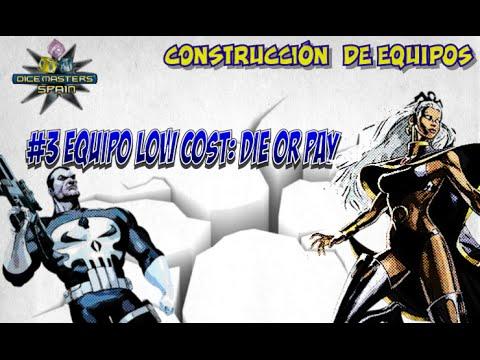 Construcción de Equipos #3: Low Cost Deck: Die or Pay