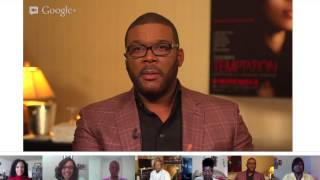 Tyler Perry Talks #Temptation
