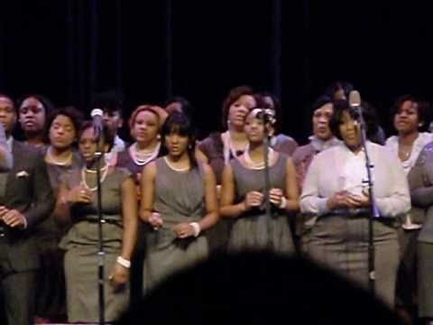 Howard Gospel Choir - Jesus Christ is the Way