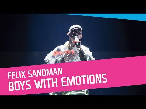 Felix Sandman – Boys With Emotions