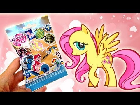 My Little Pony Blind Bag Toy Review - Surprise Toys