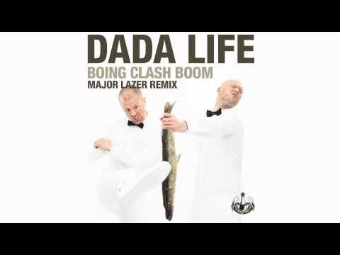 Dada Life - Boing Clash Boom (major Lazer Remix) video