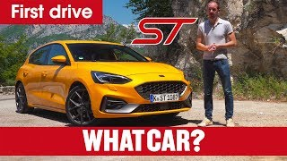 2020 Ford Focus ST review – better than a Megane RS?   What Car?
