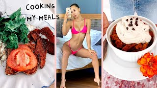WHAT I EAT IN A DAY! Vegan 🌸 | MyLifeAsEva