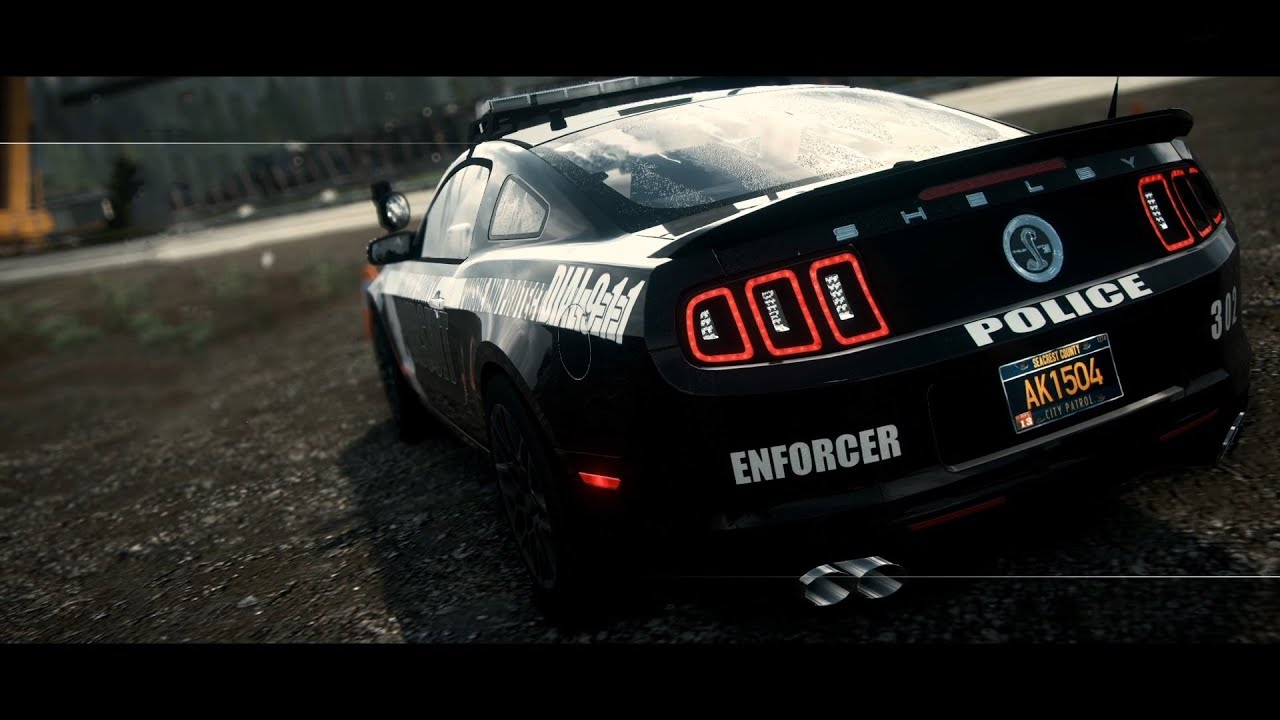 Need For Speed Rivals Pc Ultra Shelby Gt500 Enforcer