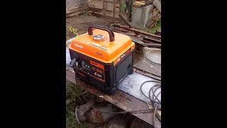 Бензогенератор инверторный Daewoo GDA1500I