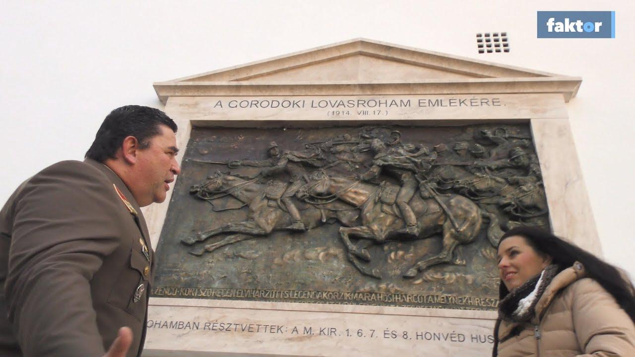 A gólkirály-olimpikon-képzőművész katona, aki ott volt a tragikus lovasrohamnál