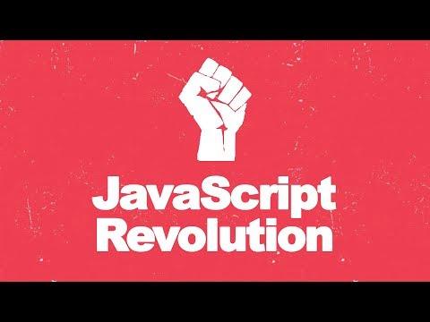 The Reusable JavaScript REVOLUTION