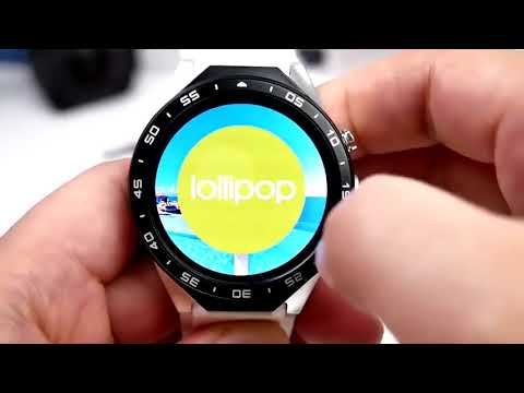 Video smart watch