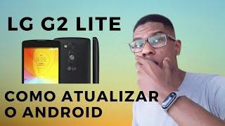 LG G2 Lite D295F / Como receber atualizações de android e de Aplicativos / DavidTecNew