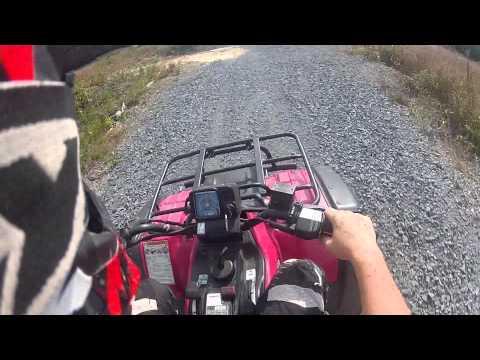 suzuki quadrunner 250 top speed 45mph