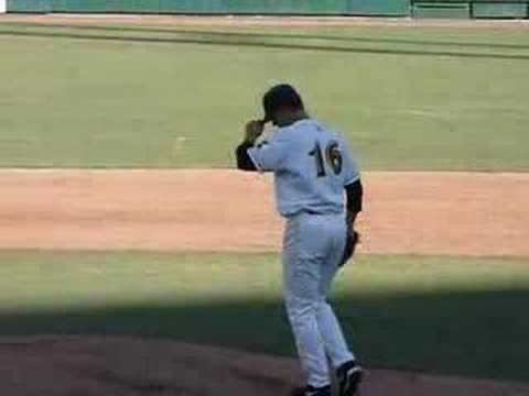 Patrick Misch of the Fresno Grizzlies (San Francisco) Video