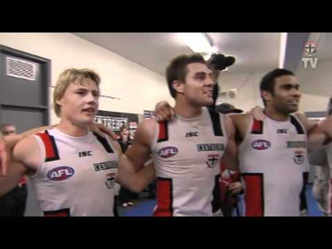 Post-match Song: Port Adelaide v St Kilda