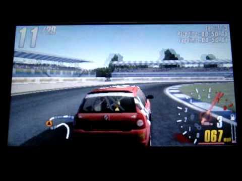 PSPscene - TOCA 3 Race Driver Challenge / V8 Supercars 3 Shootout ...