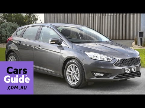 2015 Ford Focus hatch review   first drive