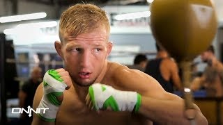 Belief Is A Powerful Thing | TJ Dillashaw UFC Bantamweight Champion