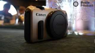 Canon EOS M  Camera preview met Edsilia Rombley (BesteProduct)