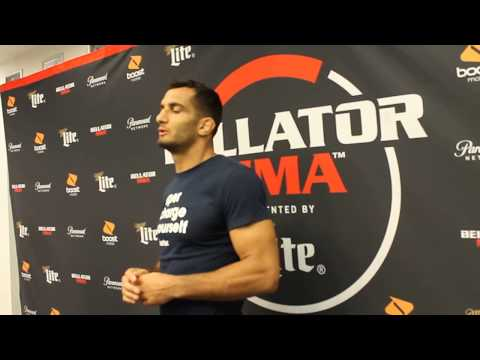 Bellator 200 Media Interview: Gegard Mousasi