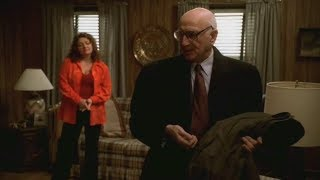 Junior And Janice Talk About Bobby - The Sopranos HD