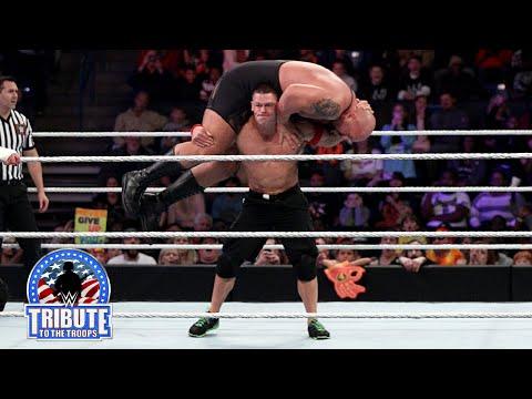 John Cena, Dolph Ziggler, Erick Rowan & Ryback Vs. Big Show, Kane, Seth Rollins & Luke Harper video