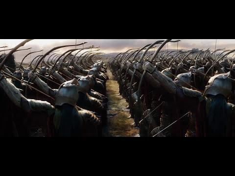 El Hobbit: La Batalla de los Cinco Ejércitos - Tráiler teaser oficial en español HD