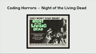 DPC2018: Coding Horrors - A Horror Film Fan's Guide to PHP Coding Nightmares - Mark Baker